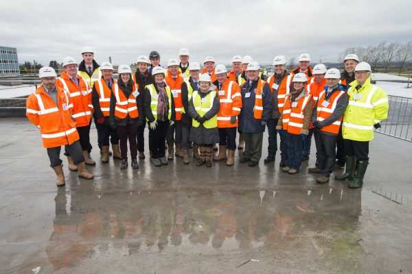 £39m Forfar campus starts to take shape