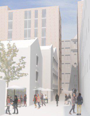 George Street regeneration plan unveiled