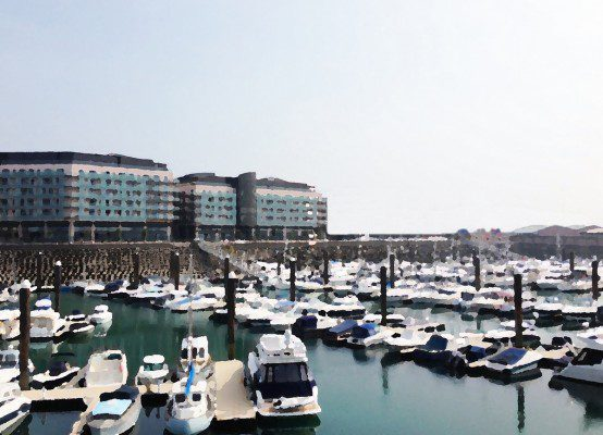 Edinburgh Marina planning permission granted