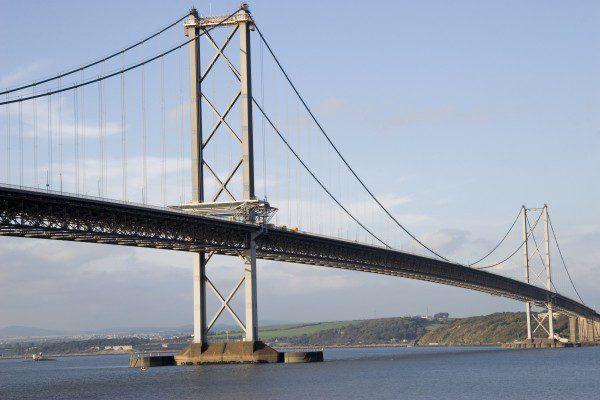 Forth Road Bridge closed until New Year