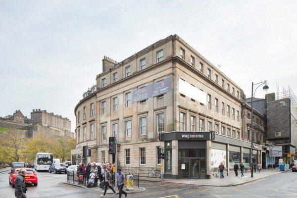 Developer starts refurbishment of Edinburgh office buildings