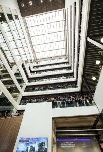 City of Glasgow College Riverside Campus Opening