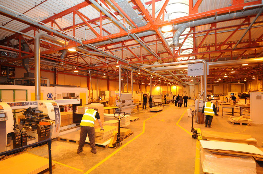 Glasgow Factory Where Jobs Come Before Profits Project