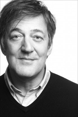 Stephen Fry for Ecobuild 2016