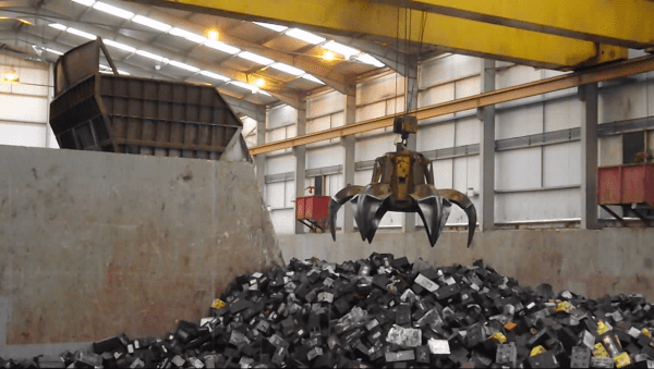 UK's most efficient form of lead recycling becomes specifiable