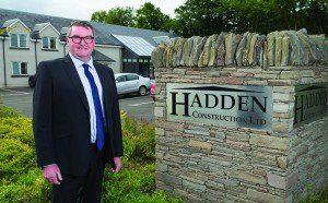 Pic Alan Richardson Dundee, Pix-AR.co.uk Hadden Construction