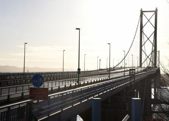 Forth Bridge event encourages girls to pursue construction careers
