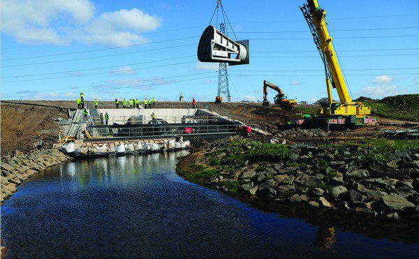 Could upstream flood storage schemes be the way ahead?