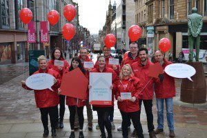 Shelter Scotland campaigners are calling for more homes