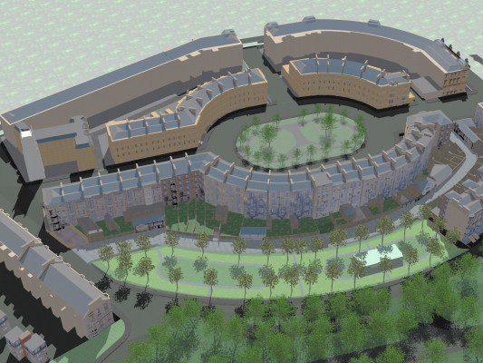 Campaigners present own plans for Glasgow's Park District