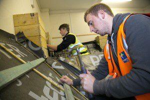 6. Apprentices Dylan Hamilton and Steven Mullen in Forster Skills Academ...