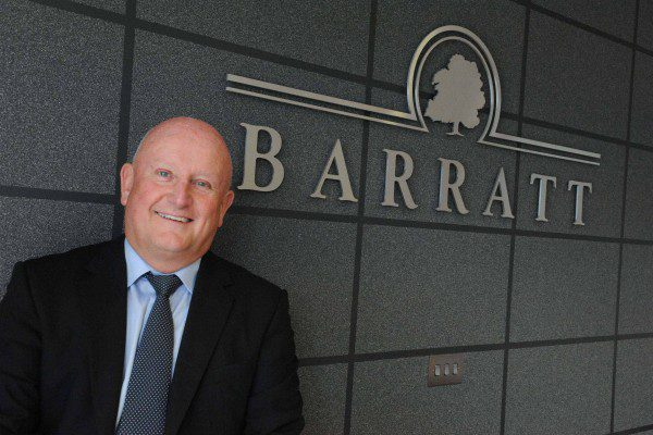 Barratt pledge to take Scottish apprentices