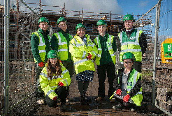 MSP meets the next generation on site