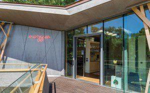 GEZE UK Maggies Centre External