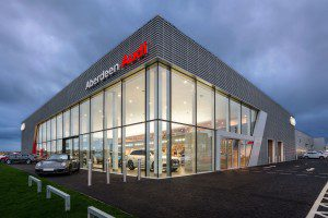 Robertson_Audi Showroom Aberdeen_1