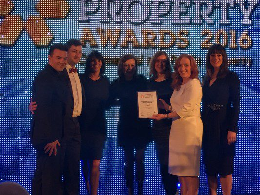 Pennywell wins big at Scottish Property Awards