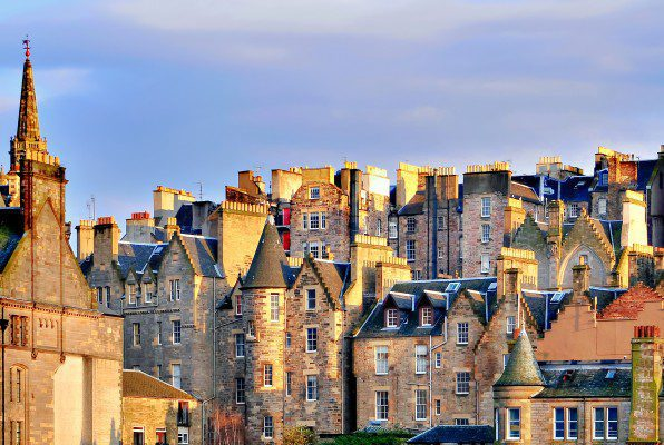 Scotland sees increase in international investment