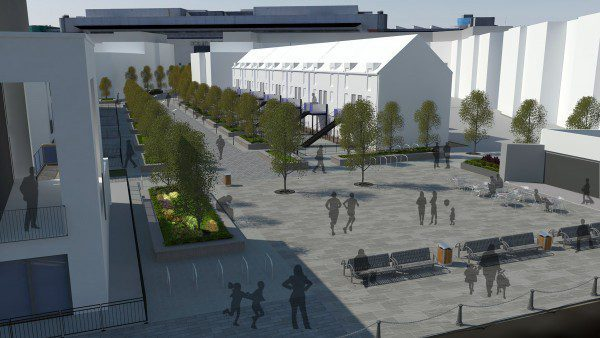 CALA reveal plans for Waterfront Plaza