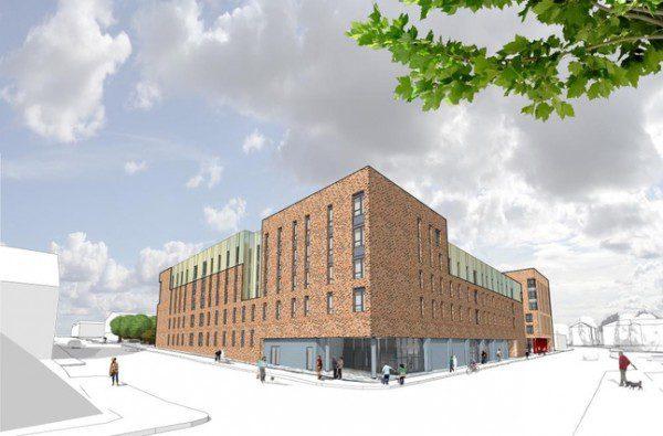 Balfour Beatty raises finance for student accommodation project