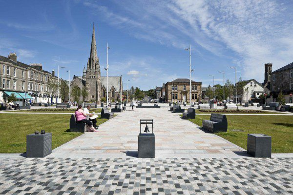 Further recognition for Helensburgh regeneration project