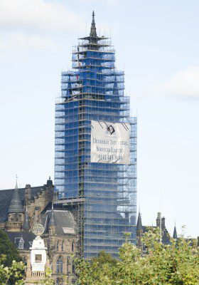 Scaffolding firm reaches new heights in Glasgow