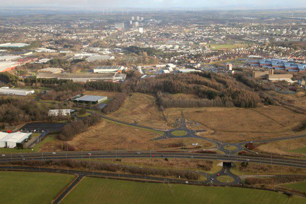 Plans submitted for £40m East Kilbride development