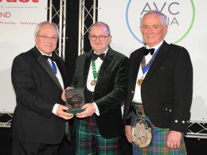 2016 CIOB Scotland annual Dinner at the Thistle Hotel in Glasgow.