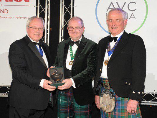 MacRoberts partner honoured by CIOB