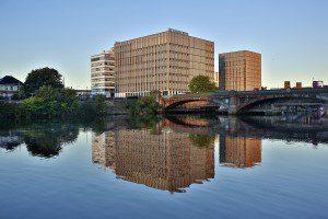 Glasgow City College - New Riverside Campus - September 2015