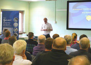 A Toolbox Talk in Edinburgh, May 2015