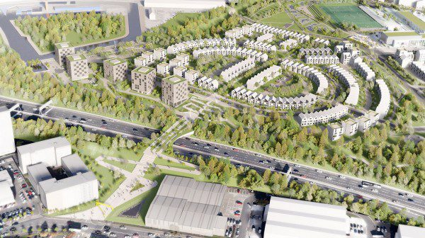 Bids invited for £65m Glasgow housing project