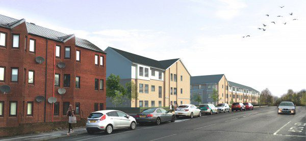 Planning permission granted for Anniesland development