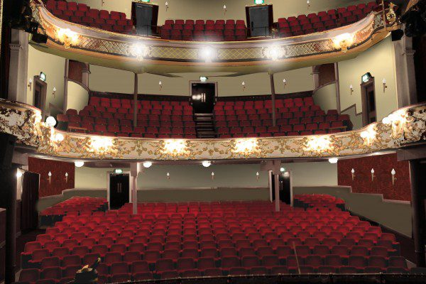 New lease of life for historic auditorium
