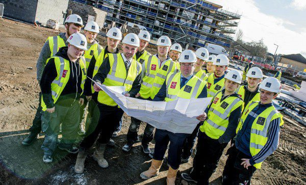 CALA Homes and The Princes Trust help young people 'Get Into Construction'