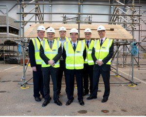 CITB and ASET International Oil & Gas Training Academy contract signing