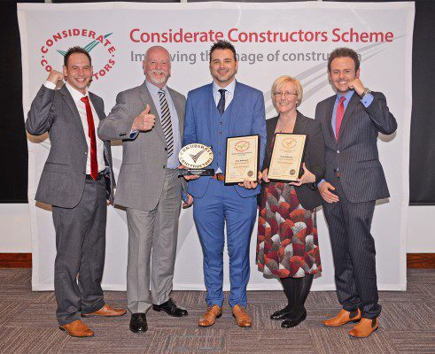 Four sites share top CCS award