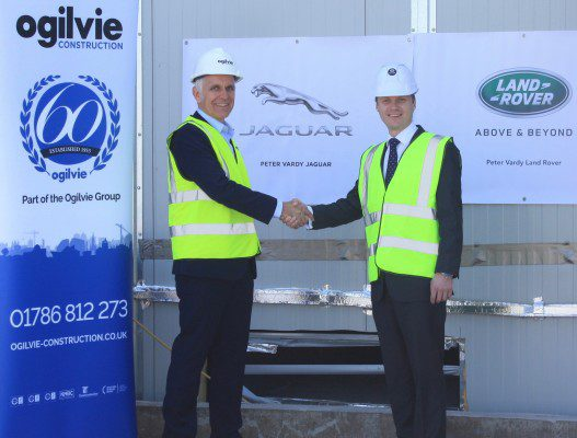 Ogilvie Group helps Peter Vardy get into gear