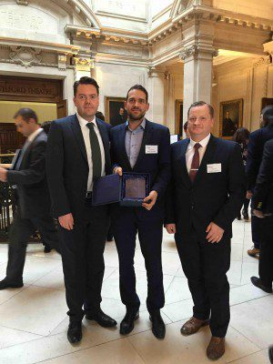 Top contractor accolade for Graham Construction