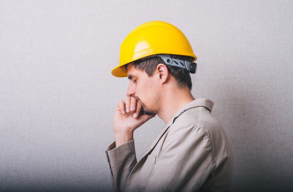 Construction workers urged to speak up over mental health