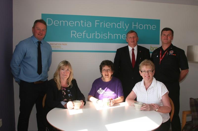 1June Dementia House launch internal