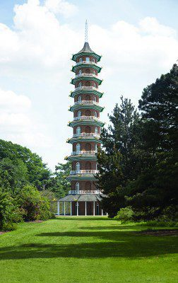 Austin-Smith:Lord helps restore London's Great Pagoda