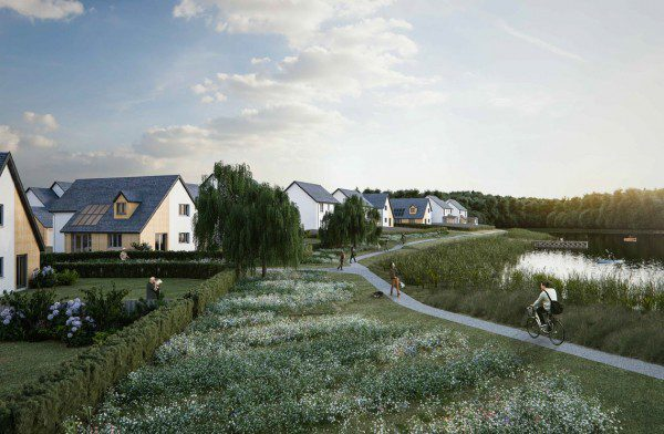 First phase plans approved for £1 billion Perth development