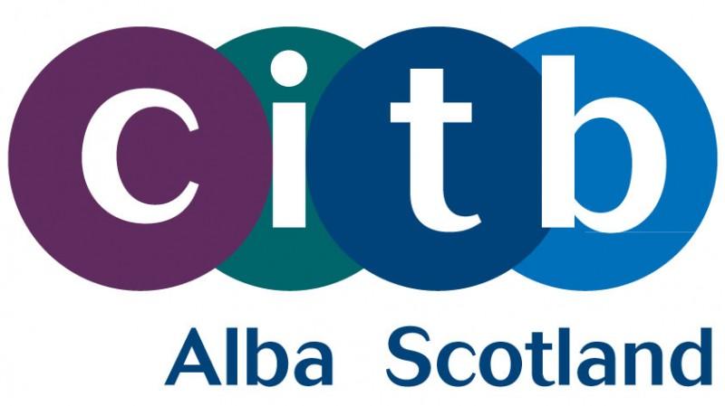 CITB Alba Scotland Logo
