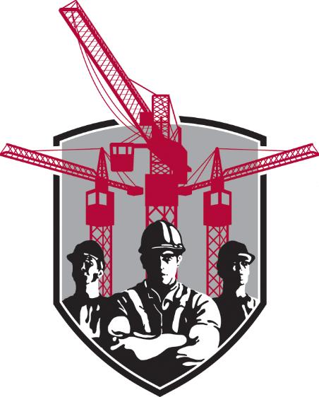 Construction United Shield