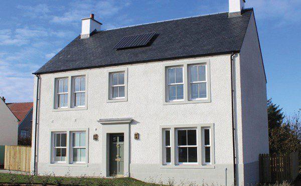 'Timeless design' for new luxury Ayrshire homes