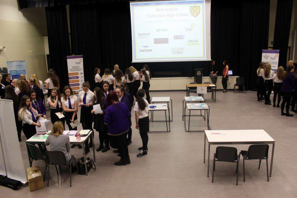 Female pupils urged to consider construction careers