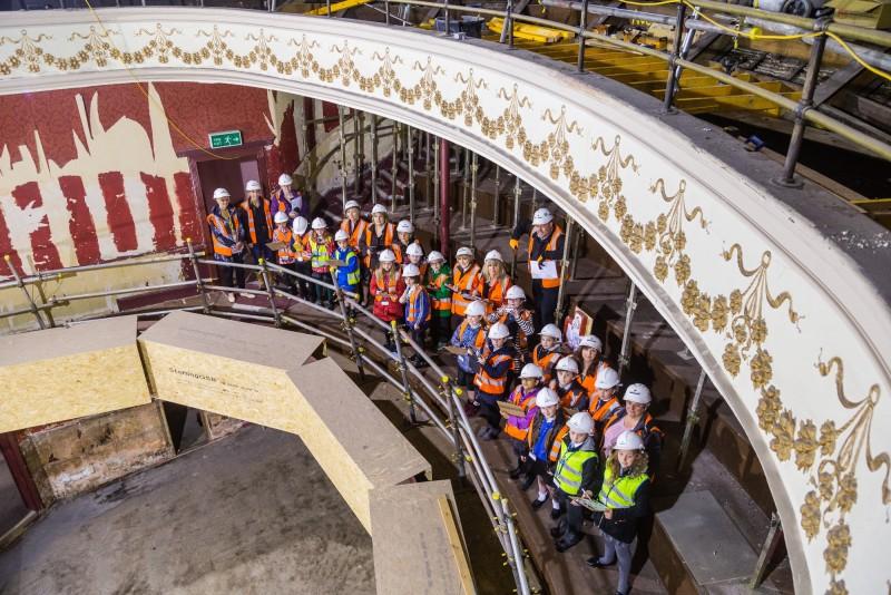 Robertson Construction at Perth Theatre