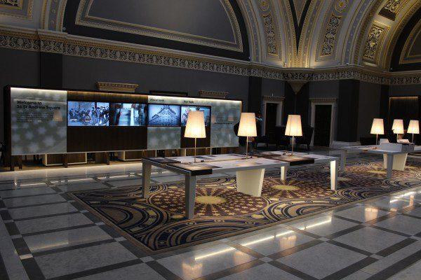 Royal Bank of Scotland HQ restoration completed