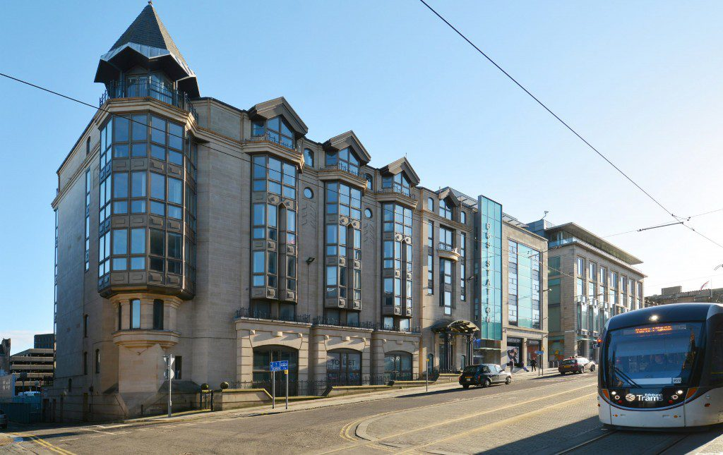 Knight Property Group Acquires Edinburgh House Project