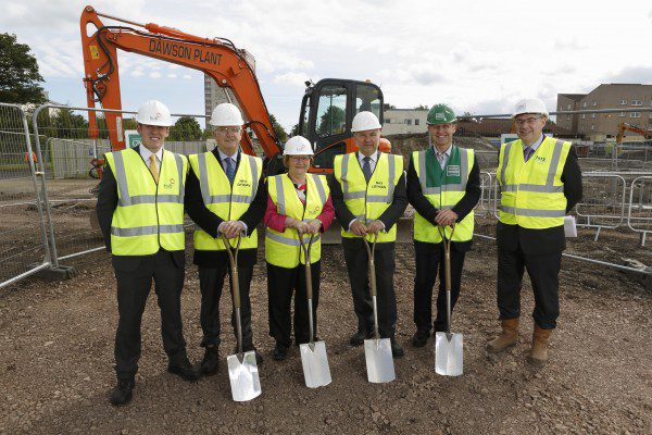 Milestone reached on £27.6m investment programme